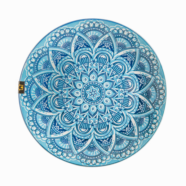 Round Morocco Platter - Homewares | Oasis