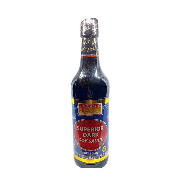 Classic Asian Soy Sauce 500ml - Oasis