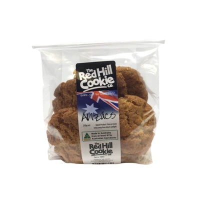 The Red Hill Cookies Ranges - Oasis