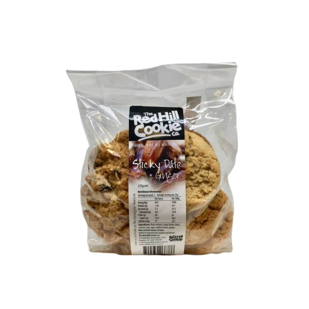 The Red Hill Cookies Ranges - snacks | Oasis