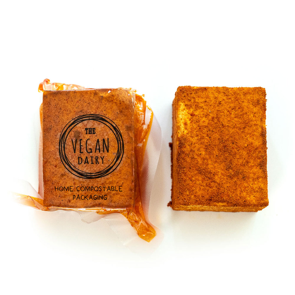 The Vegan Aged And Smokey Cheese 170G - Oasis