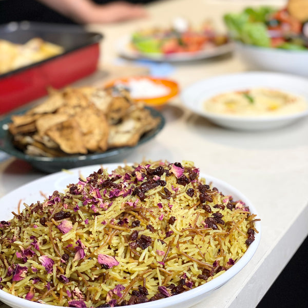INTERACTIVE COOKING AT HOME WITH MARWA RECIPE BOX - Event | Oasis