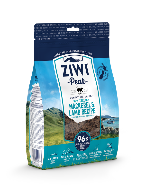 Ziwi Peak Dry Cat Food 400G - Pet Foods | Oasis