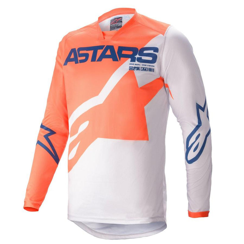 Votre tenue Cross Maillot Cross RACER BRAAP JERSEY - ALPINESTARS