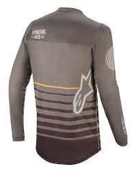 Maillot Cross RACER TECH GREY