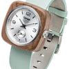 Load image into Gallery viewer, Robson Wooden Watch with Leather Band