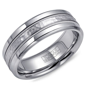 Men's Wedding Band - Cobalt