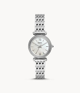 Carlie Mini Stainless Steel Watch