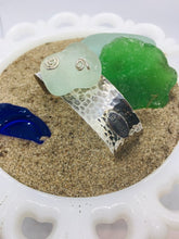 Load image into Gallery viewer, Rondeau and Erieau Beach Glass Bracelet