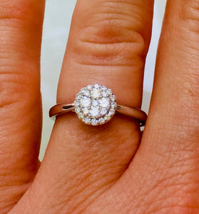 Engagement Ring - the Candice Ring