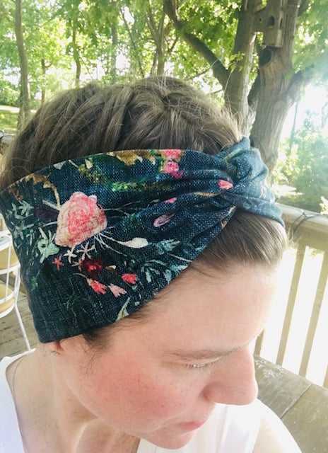 Luxurious Locally Handcrafted Headbands