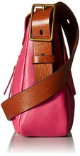 Load image into Gallery viewer, Fossil Harper small crossbody pomegranate