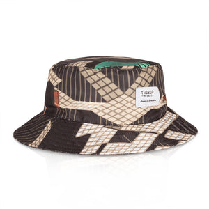 Marble Madness Bucket Hat