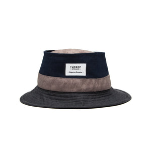 Hemp Pork  Pie  bucket Hat