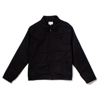 Pre-Sale Slang Gas Station Jacket Black