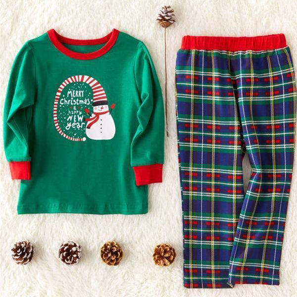 NEW Santa Claus Christmas Family Matching Pajamas