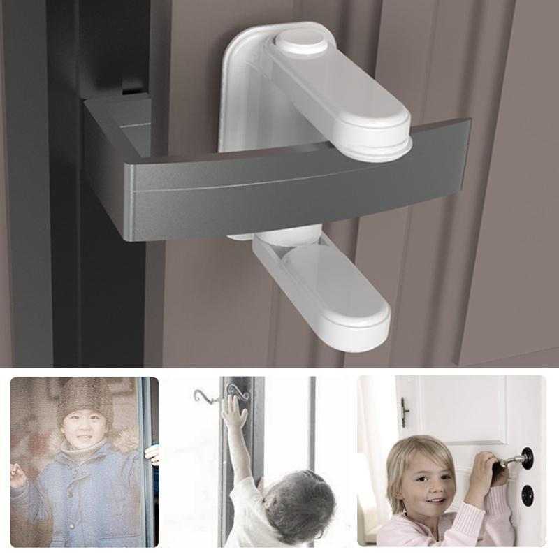 Doors Handles Kids Safety Lock Handles