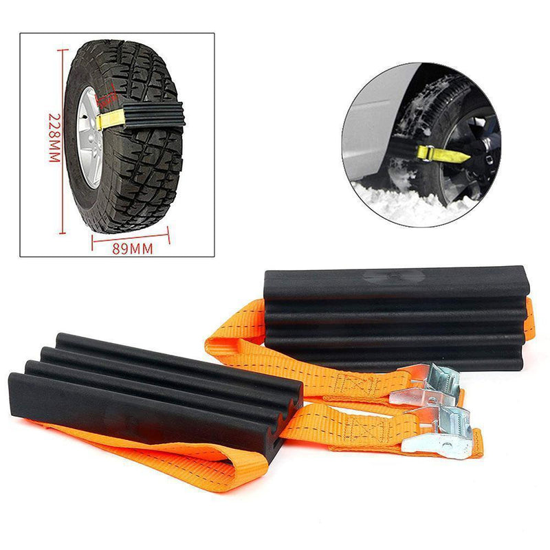 Vehicle Tire Anti-skid Chain