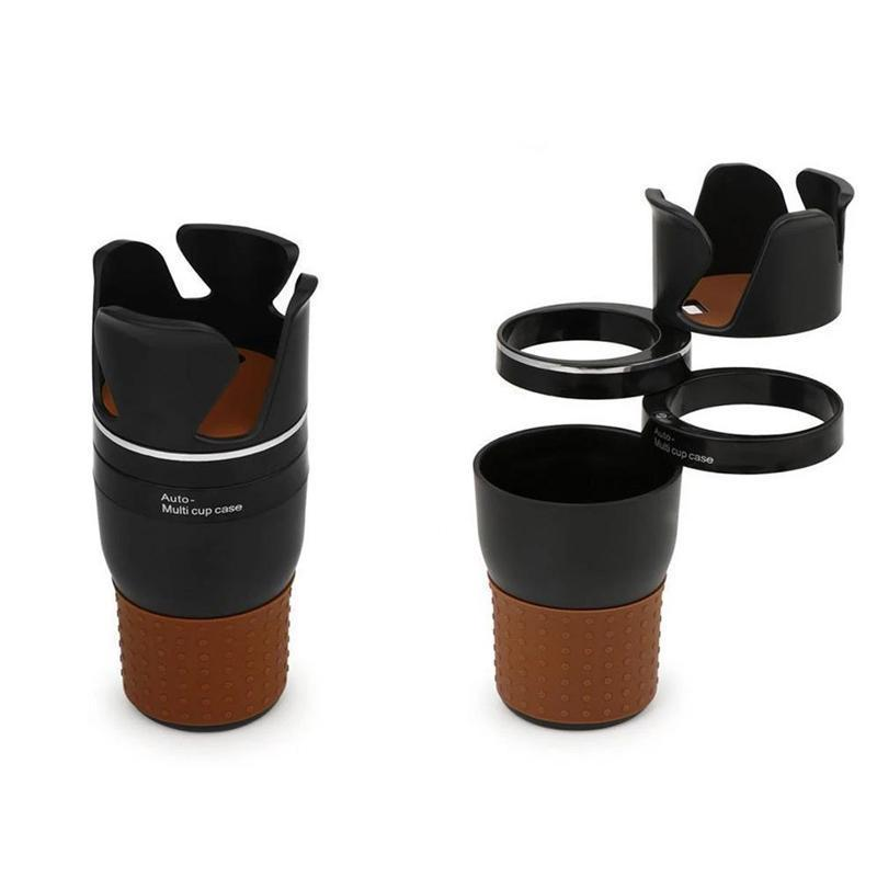 Hirundo 5 in 1 Multi-Functional Cup Holder Adapter