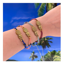 """Upload the picture to the gallery viewer, bracelet """"Sweet Pineapple"""""""