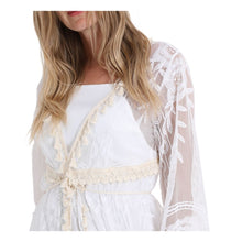 """Upload the picture to the gallery viewer, Boho Cover Up Dress """"Florence"""""""
