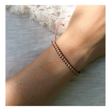 """Upload the picture in the gallery viewer, bracelet """"Small pearls"""""""