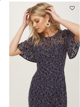 Load image into Gallery viewer, COOPER STREET Lace Midi Dress