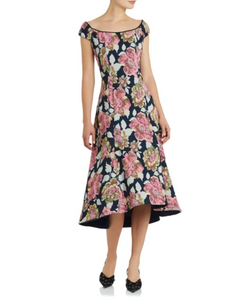 MOSS and SPY Beatrice A Line Dress