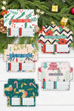 DIY Christmas cash envelopes for budgeting and sinking funds
