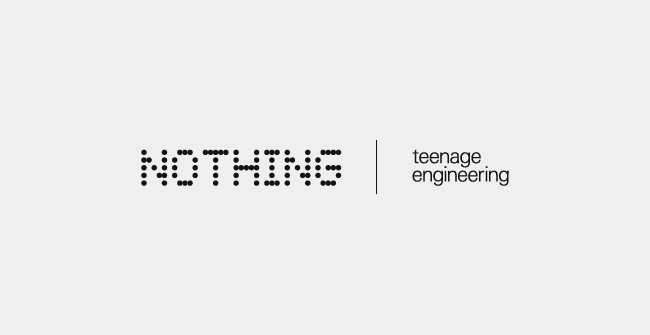 Nothing unveils teenage engineering™ as Founding Partners