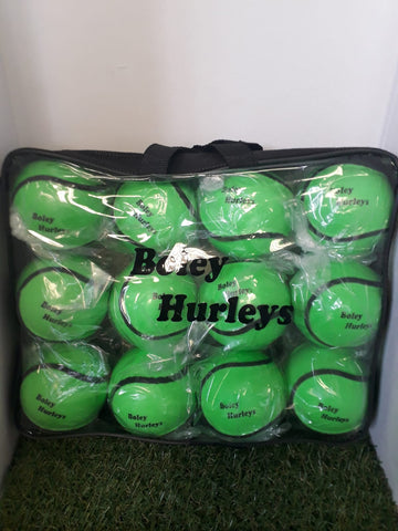 Boley Hurleys dozen of wall balls