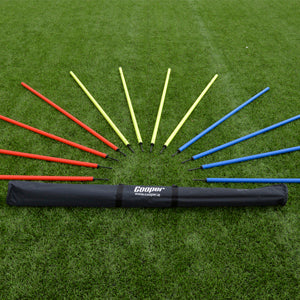 Training Poles (Set of 12)