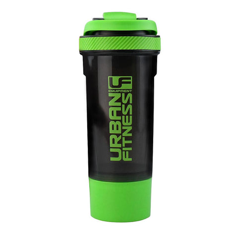 Urban Fitness 2in1 protein shaker