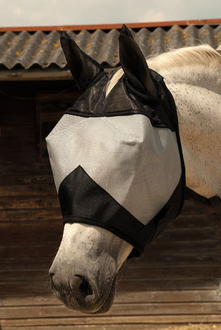 Rhinegold Fly Mask With Ears