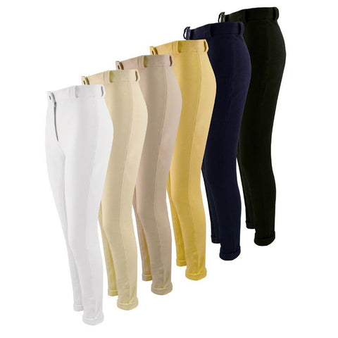 Equetech Junior Grip Seat Jodhpurs