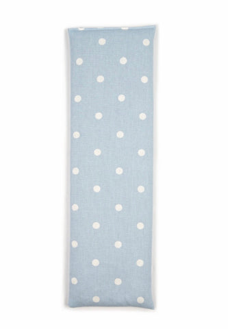 Blue Dotty Wheat Bag