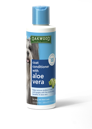 Oakwood Coat Conditioner With Aloe Vera