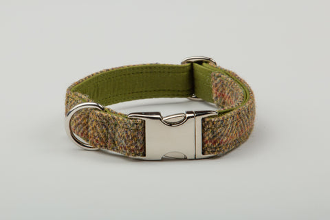 Harris Tweed Collar
