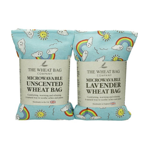 Rainbow Cotton Wheat Bag