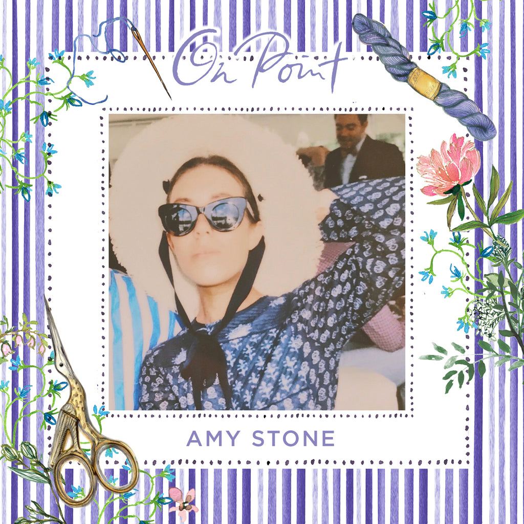 On Point- Amy Stone