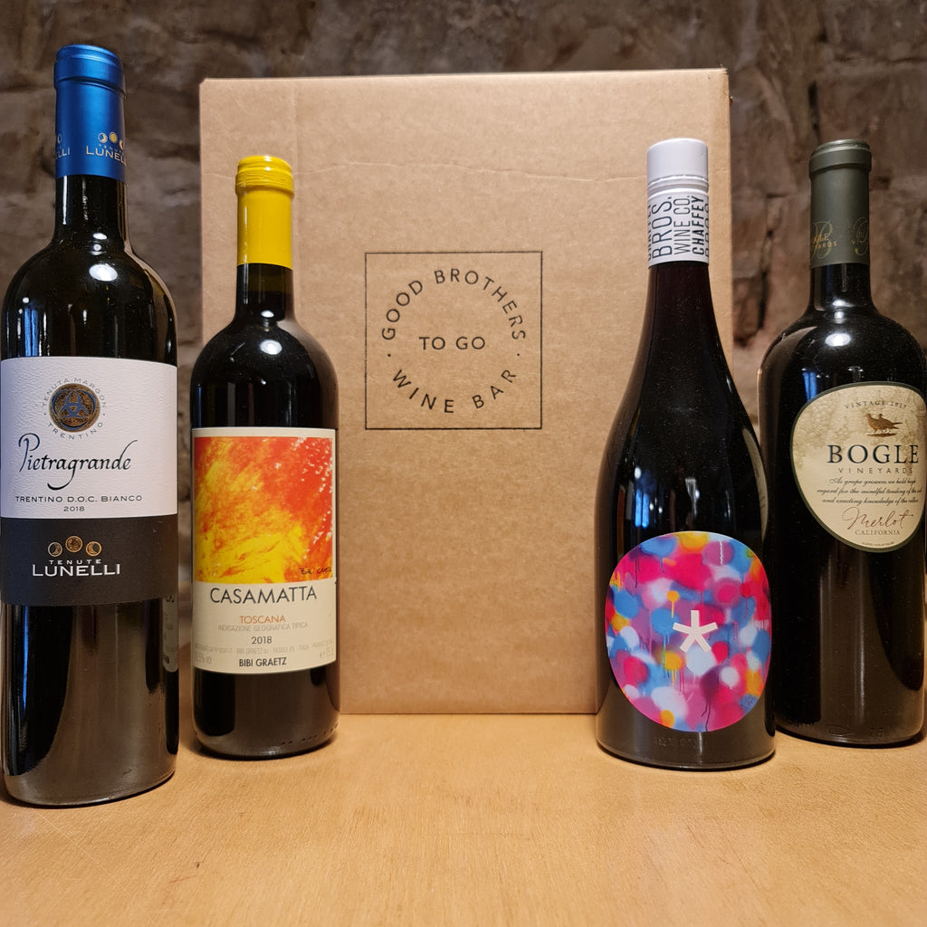The Wine Club & Wine Box Subscriptions