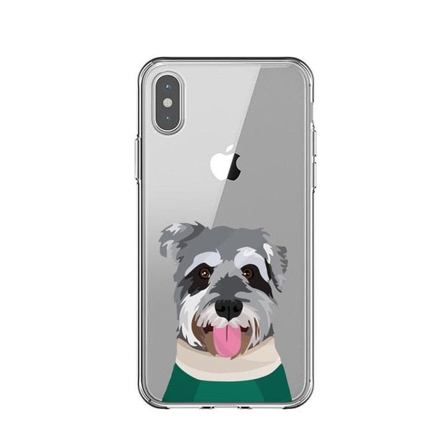 Shihtzu Drawings - Just Case iPhone Accessories Shop