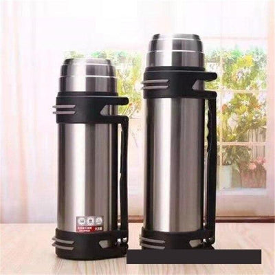 Thermos Grande Contenance Argent passion-infusion