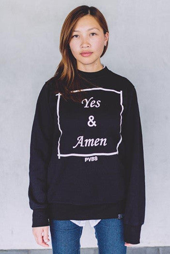 Yes and Amen Jumper