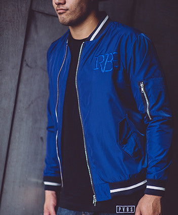 THE FRAZIER BOMBER JACKET