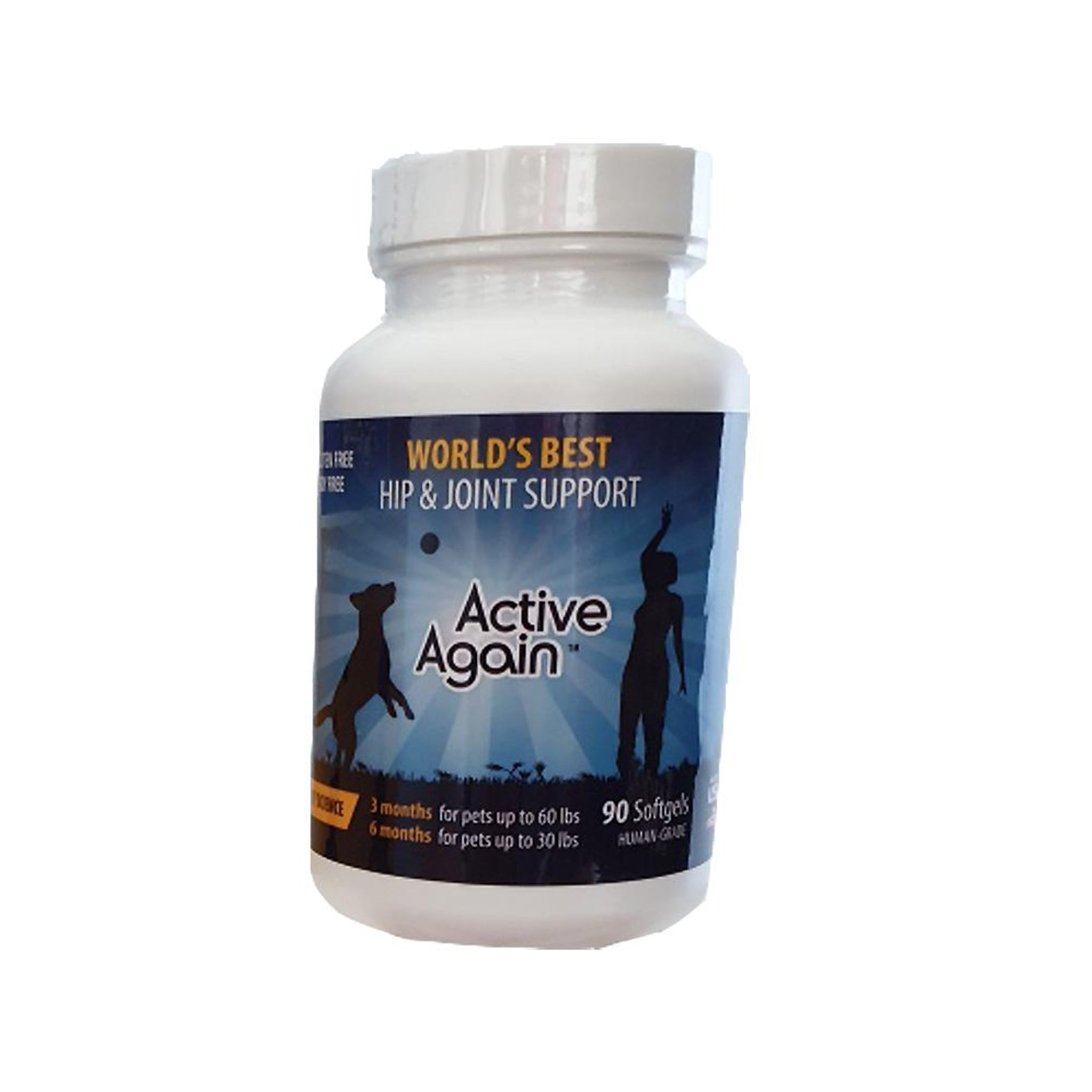 Active Again - 90 Tablets