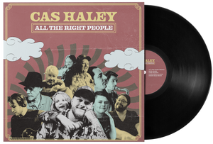 All The Right People | Vinyl + Digital Download [PRE-ORDER]