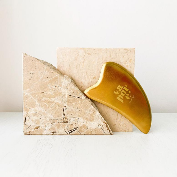 Vapore Skin Copper Gua Sha | The Formula Skincare