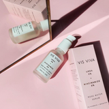 Vis Viva Urea 5% + Niacinamide 5% Rose Water Serum