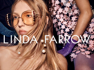 Linda Farrow eyewear celebrates its 50th anniversary